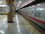 Tunnelbanan funkar oftast grymt bra i Peking